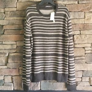 Vince Men's Striped Sweater.  New with tags.